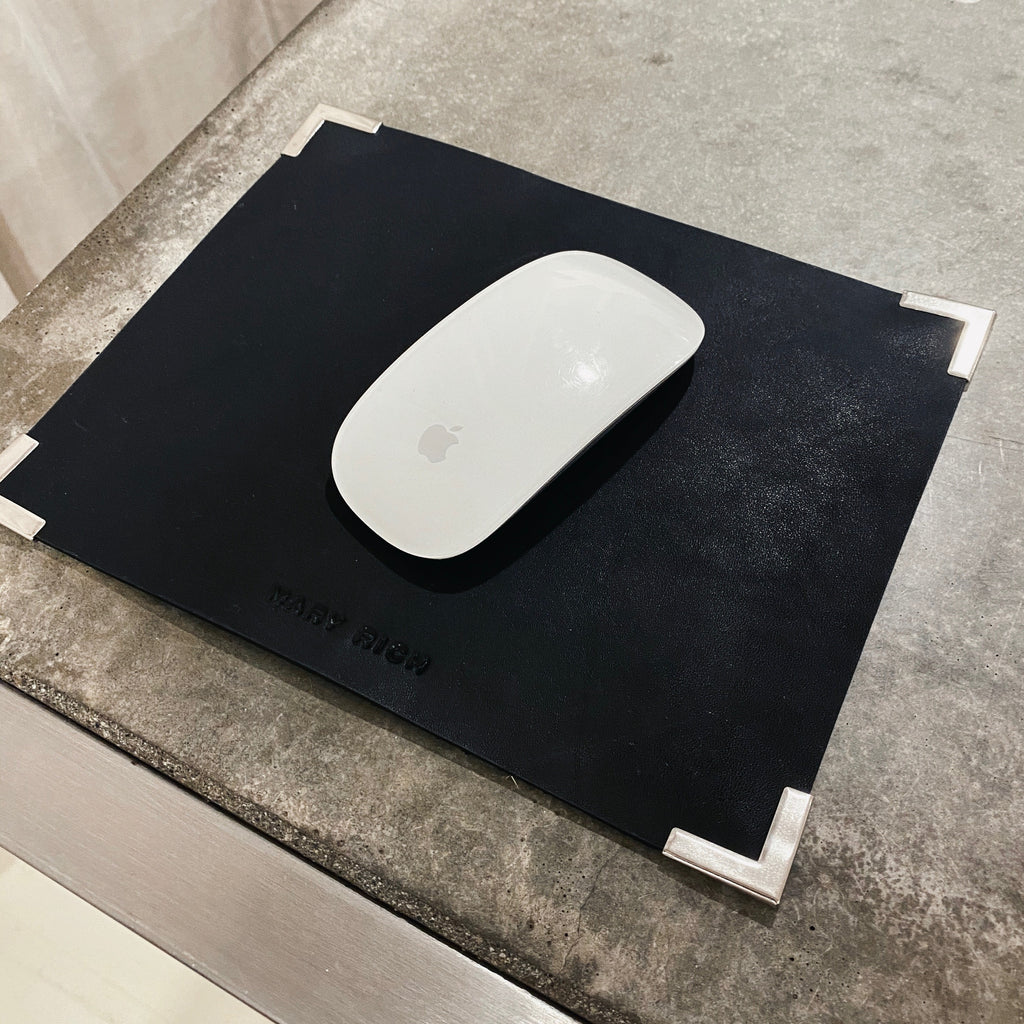 Leather Mouse Pad No. 501