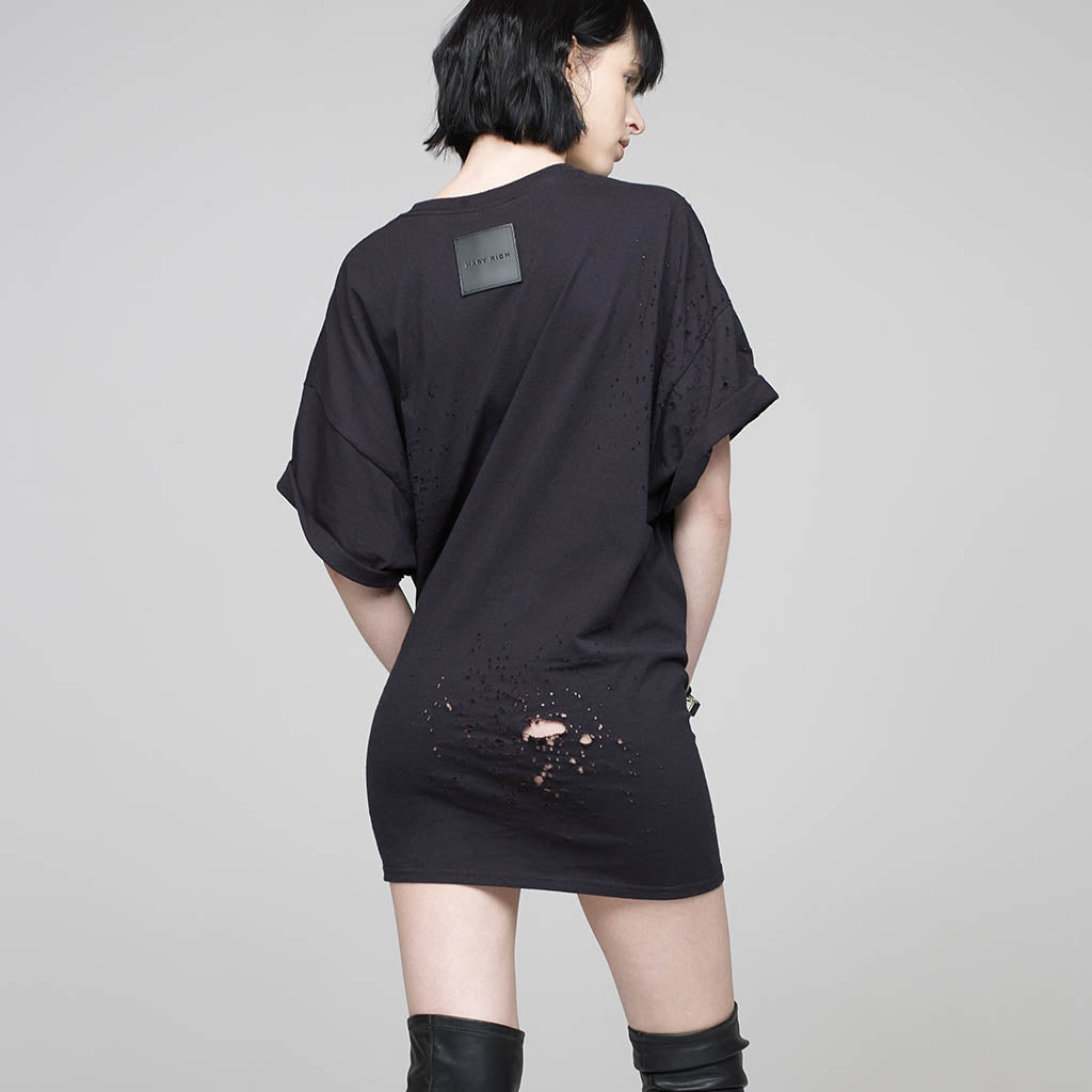 T-shirt No. 402 in Black