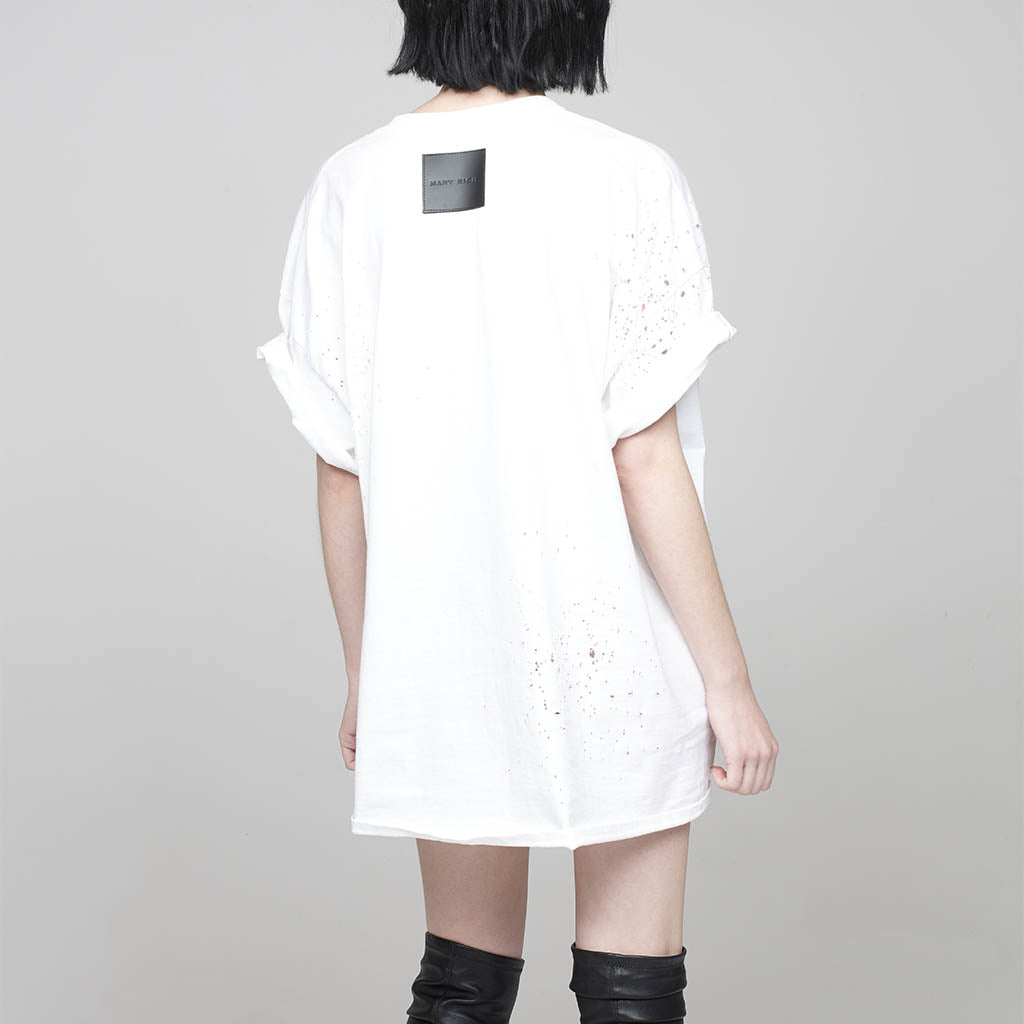 T-shirt No. 402 in White