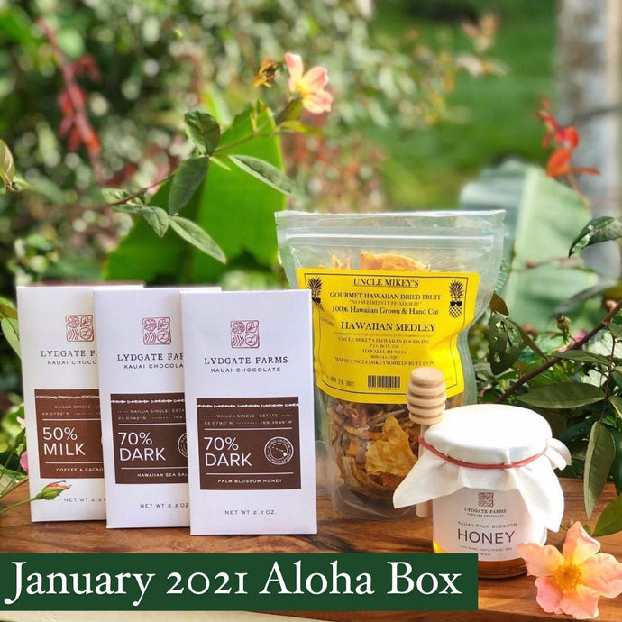 Aloha Chocolate Subscription Box