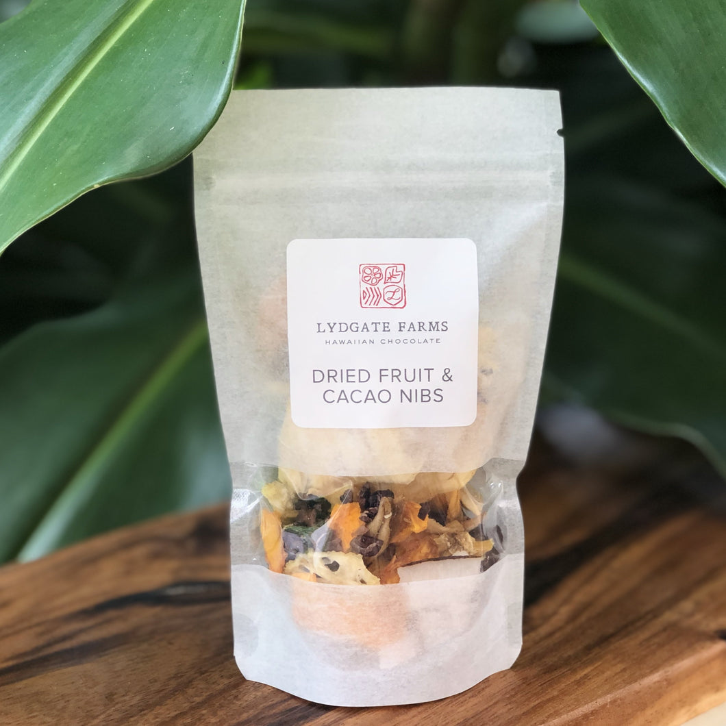 Dried Fruit & Cacao Nibs