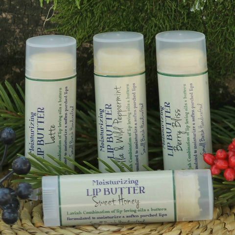 Lip Butter Artisan Handcrafted Bath & Body
