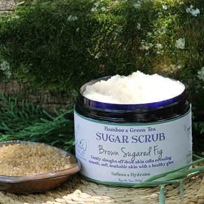 Sugar Scrub Artisan Handcrafted Bath & Body
