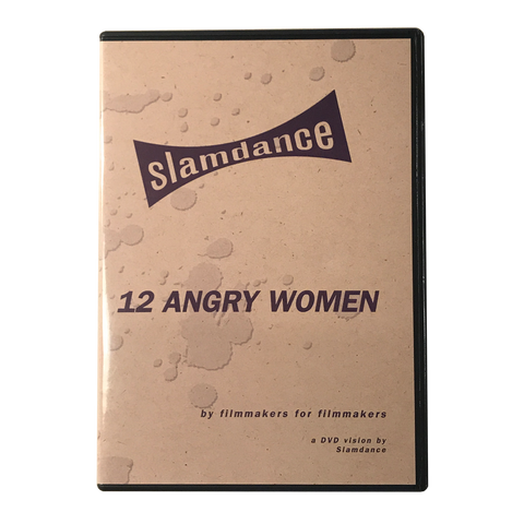 12 Angry Women DVD