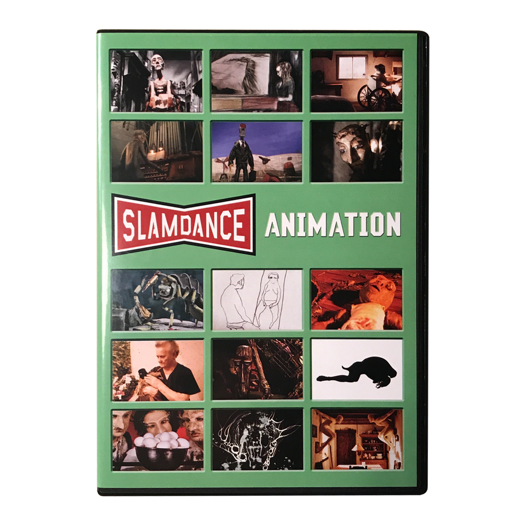 Animation DVD