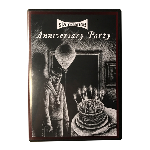 Anniversary Party DVD
