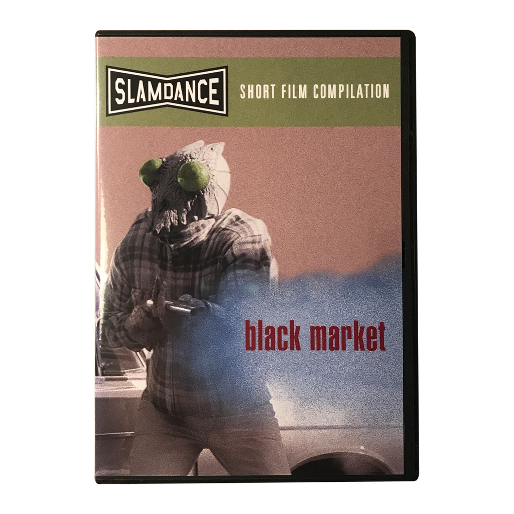Black Market DVD