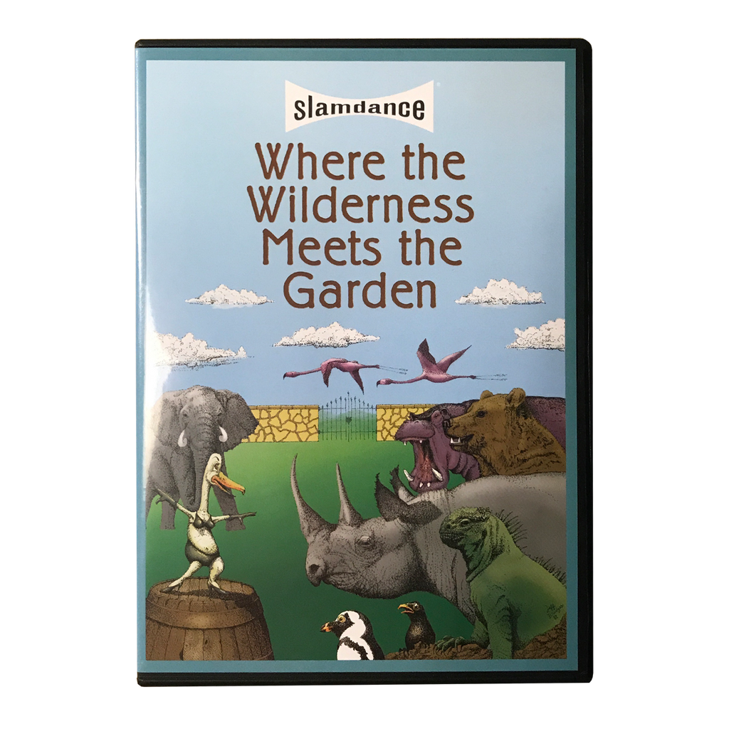 Where the Wilderness Meets the Garden DVD