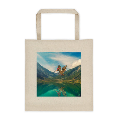 Pixelmon Tote Bag - Fearow