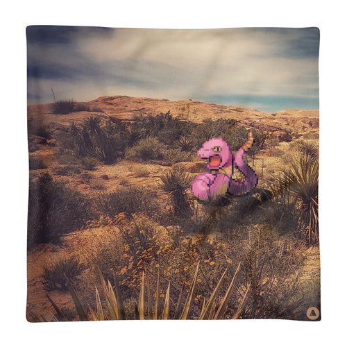 Pixelmon Cushion Cover - Ekans