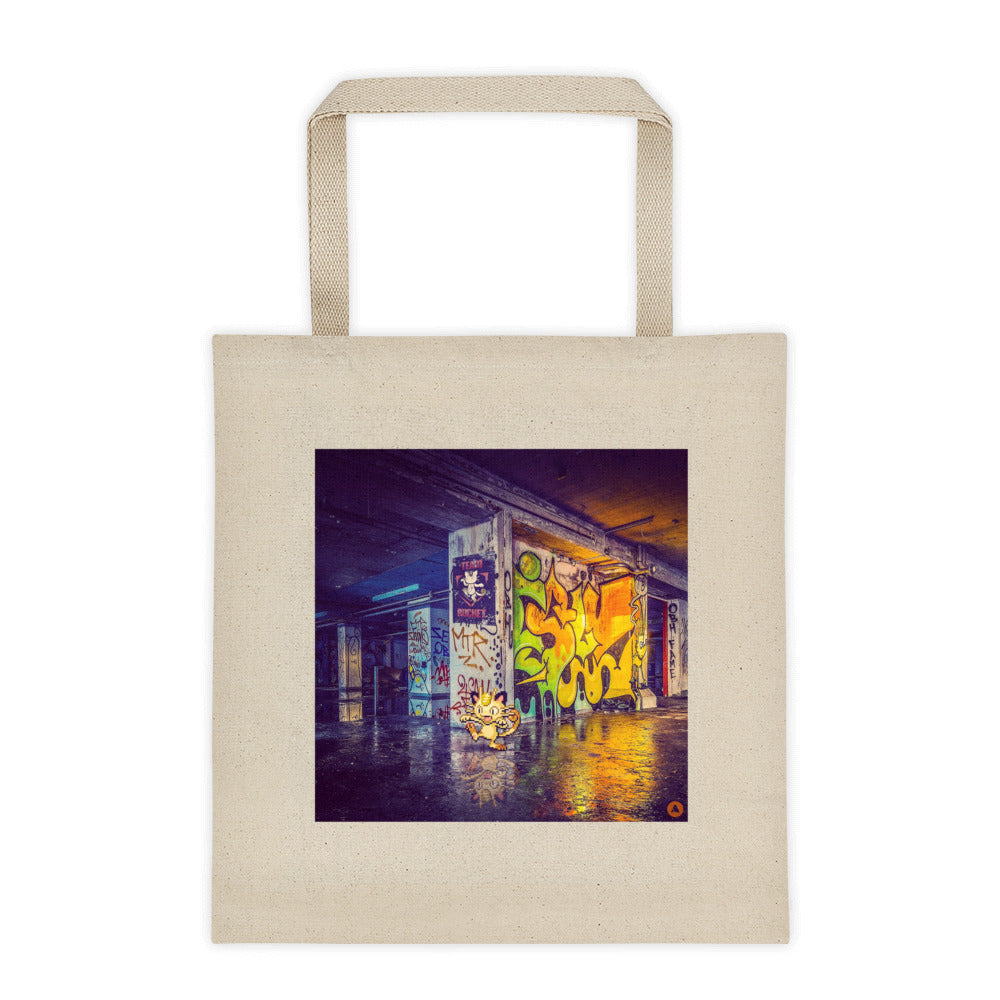 Pixelmon Tote Bag - Meowth