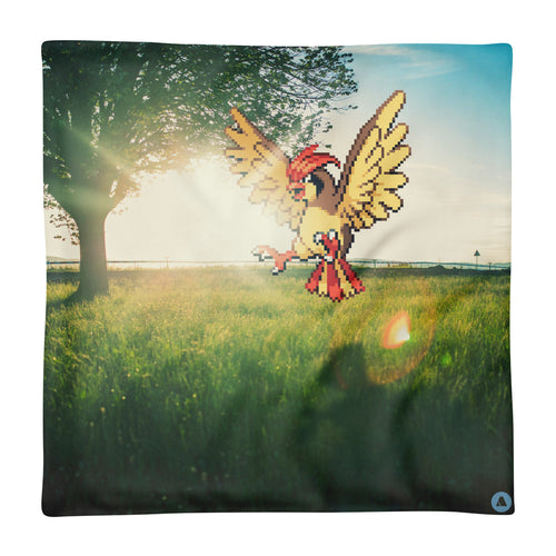 Pixelmon Cushion Cover - Pidgeotto