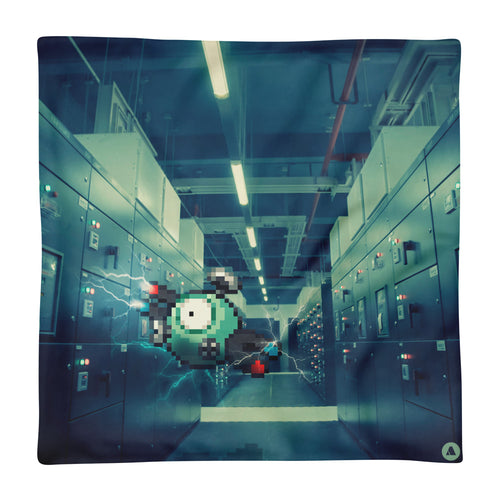 Pixelmon Cushion Cover - Magnemite