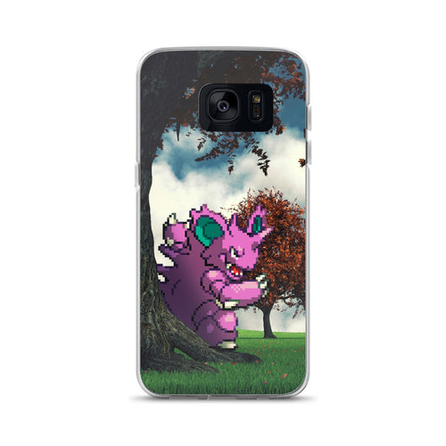 Pixelmon Samsung Case - Nidoking
