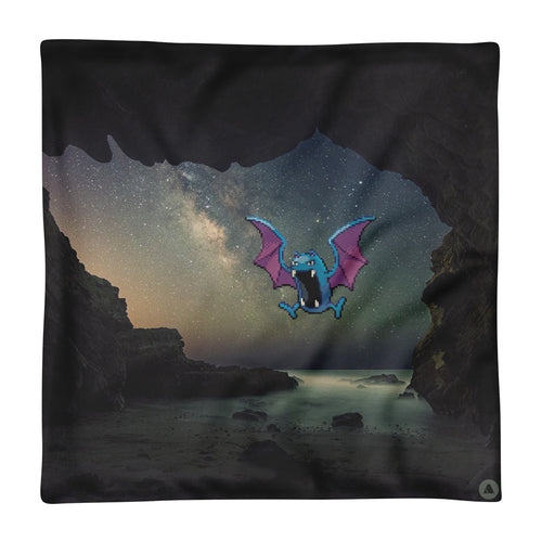 Pixelmon Cushion Cover - Golbat