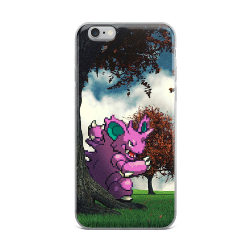 Pixelmon iPhone Case - Nidoking