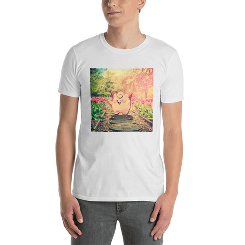 Pixelmon T-shirt - Clefairy