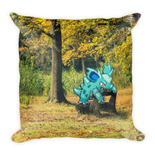 Pixelmon Square Pillow - Nidorina