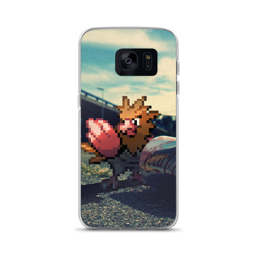Pixelmon Samsung Case - Spearow