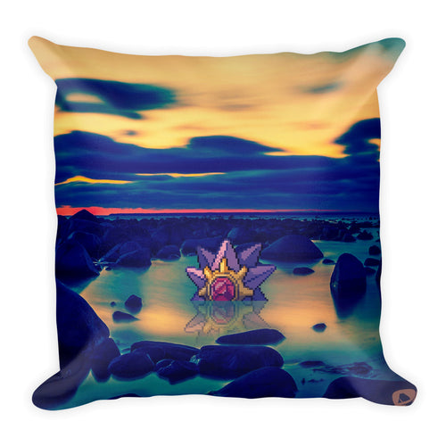 Pixelmon Square Pillow - Starmie