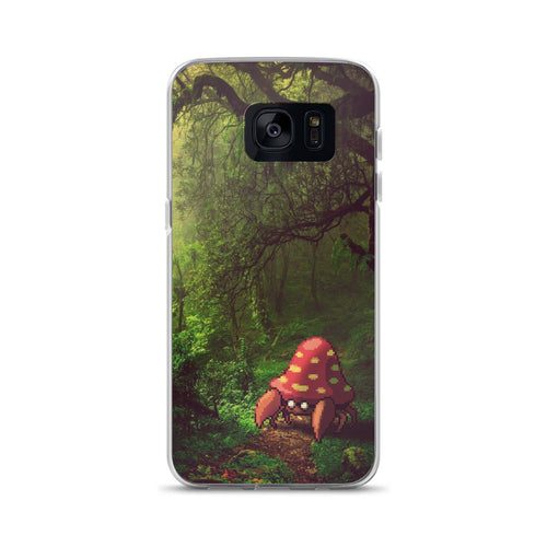 Pixelmon Samsung Case - Parasect