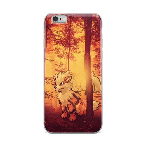 Pixelmon iPhone Case - Arcanine