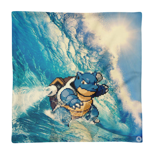 Pixelmon Cushion Cover - Blastoise