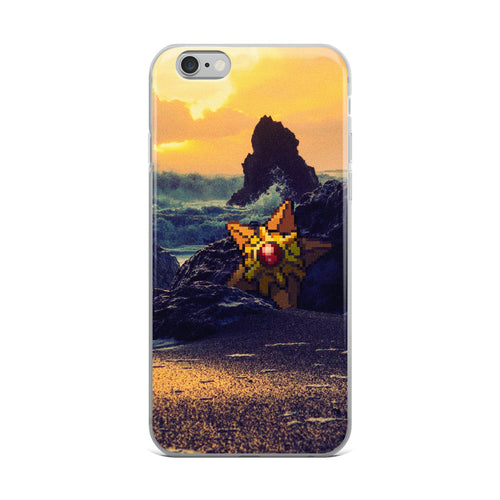 Pixelmon iPhone Case - Staryu