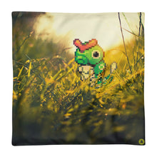 Pixelmon Cushion Cover - Caterpie