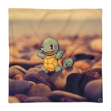 Pixelmon Cushion Cover - Squirtle