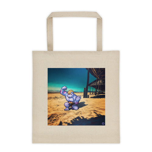 Pixelmon Tote Bag - Machoke