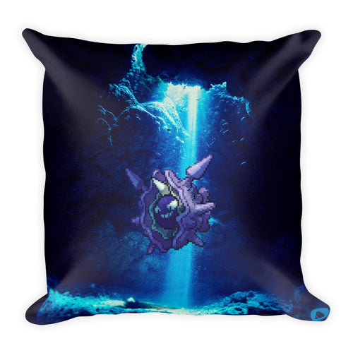 Pixelmon Square Pillow - Cloyster