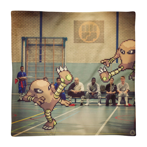 Pixelmon Cushion Cover - Hitmonlee