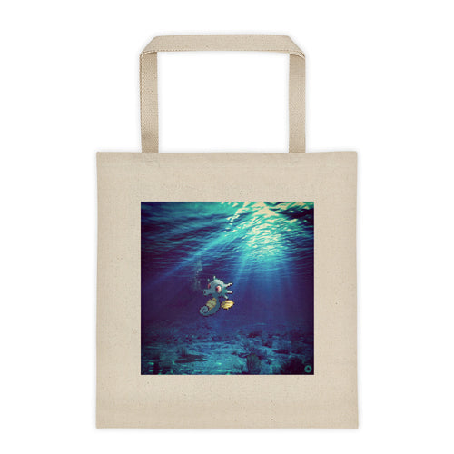 Pixelmon Tote Bag - Horsea