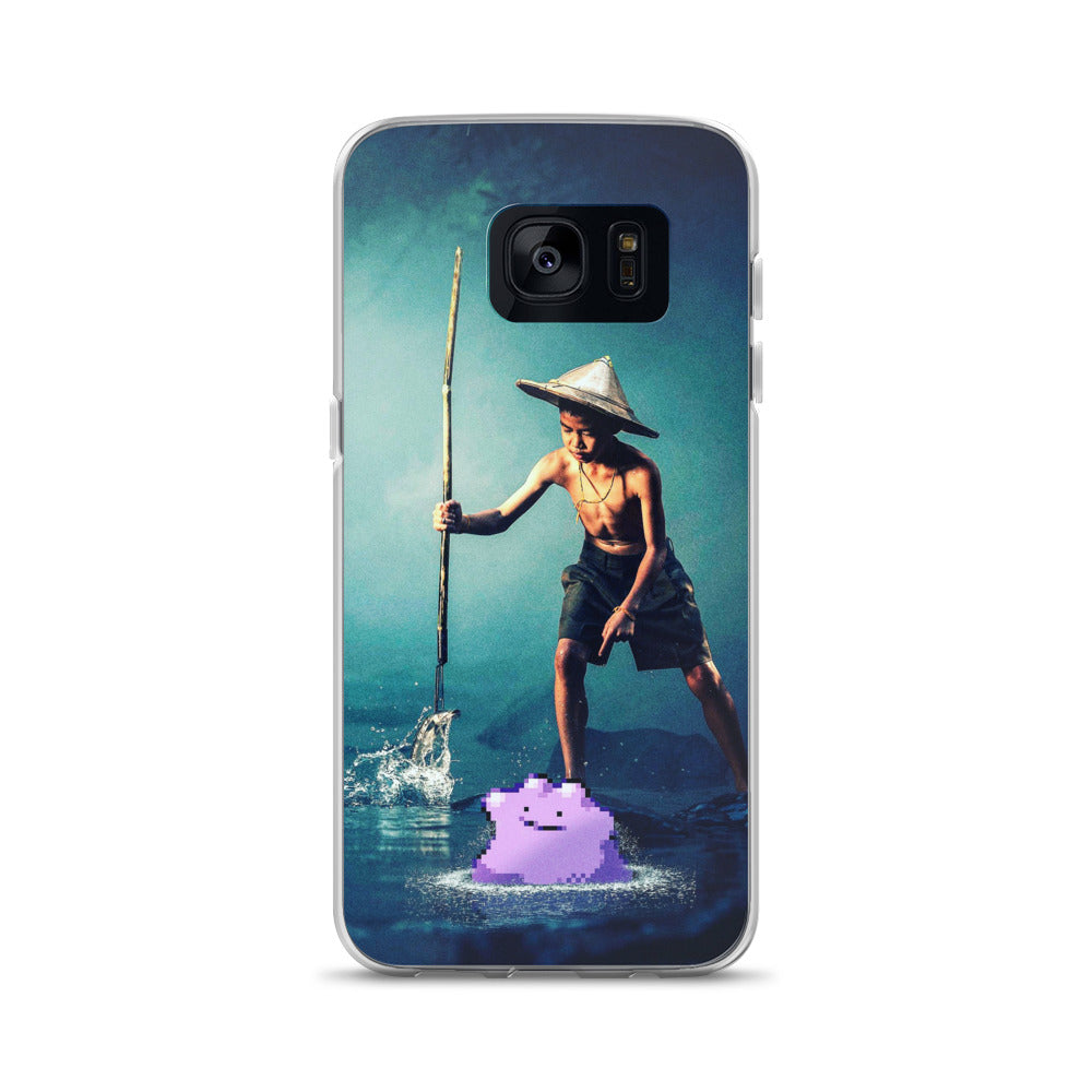 Pixelmon Samsung Case - Ditto