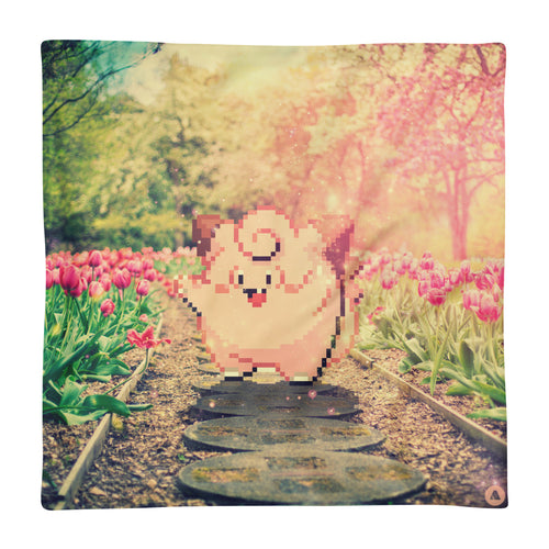Pixelmon Cushion Cover - Clefairy