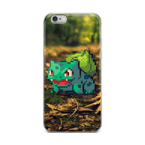 Pixelmon iPhone Case - Bulbasaur