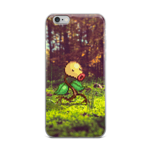 Pixelmon iPhone Case - Bellsprout