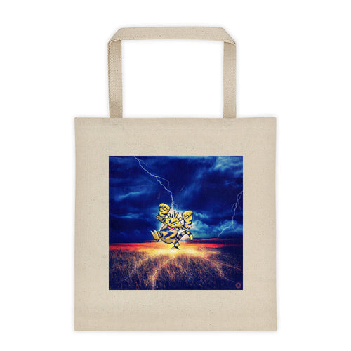 Pixelmon Tote Bag - Electabuzz