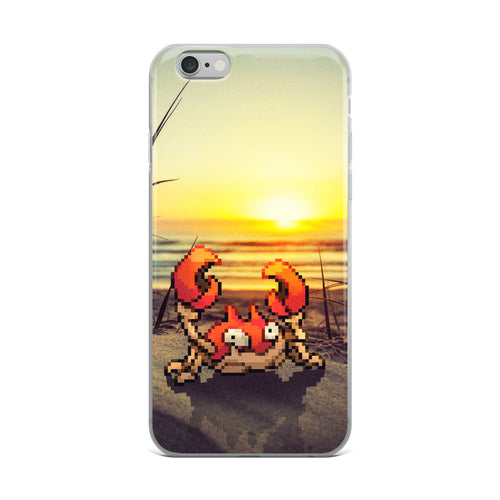 Pixelmon iPhone Case - Krabby