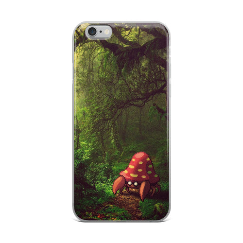 Pixelmon iPhone Case - Parasect