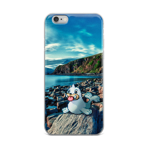 Pixelmon iPhone Case - Seel