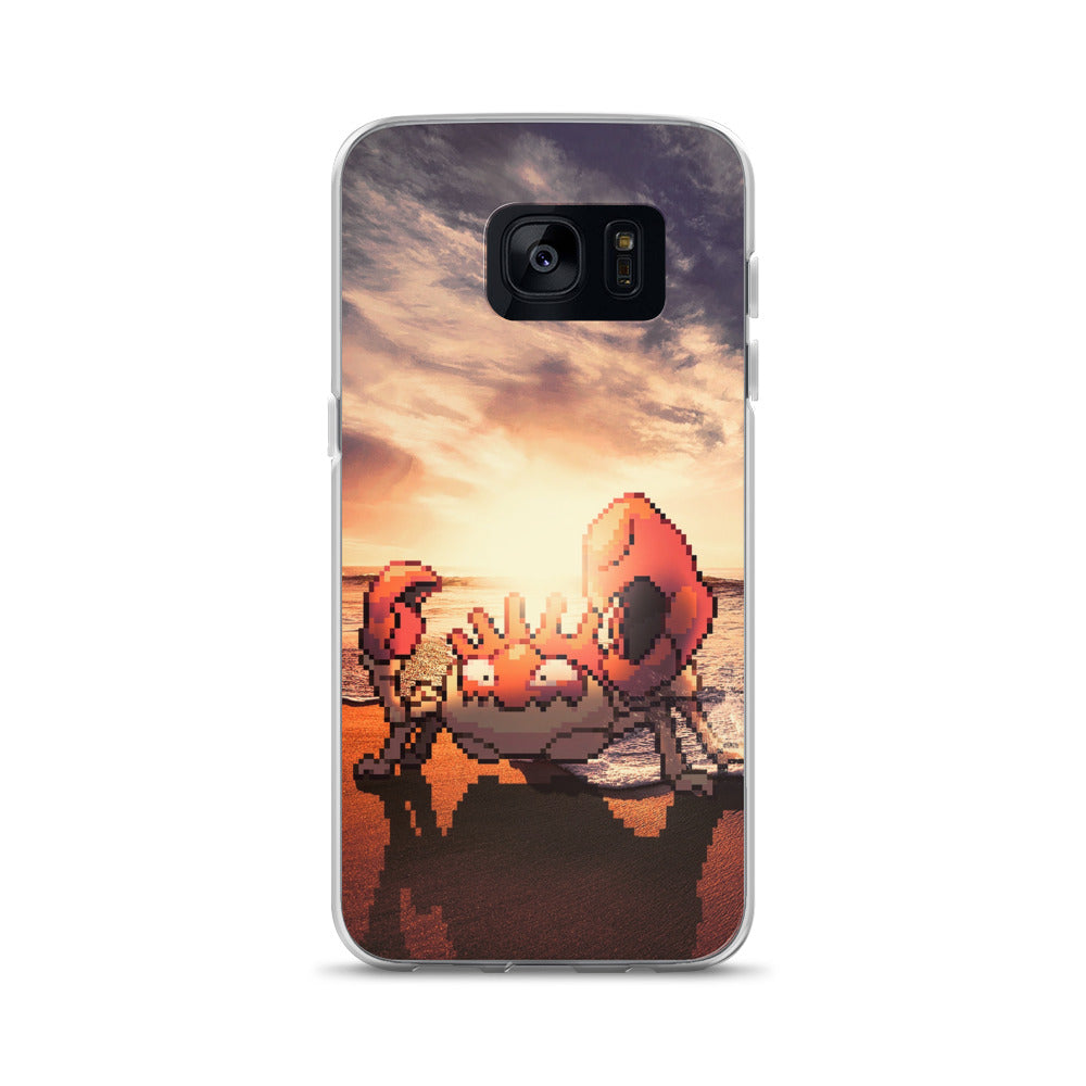 Pixelmon Samsung Case - Kingler