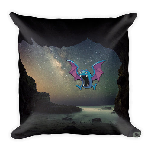 Pixelmon Square Pillow - Golbat