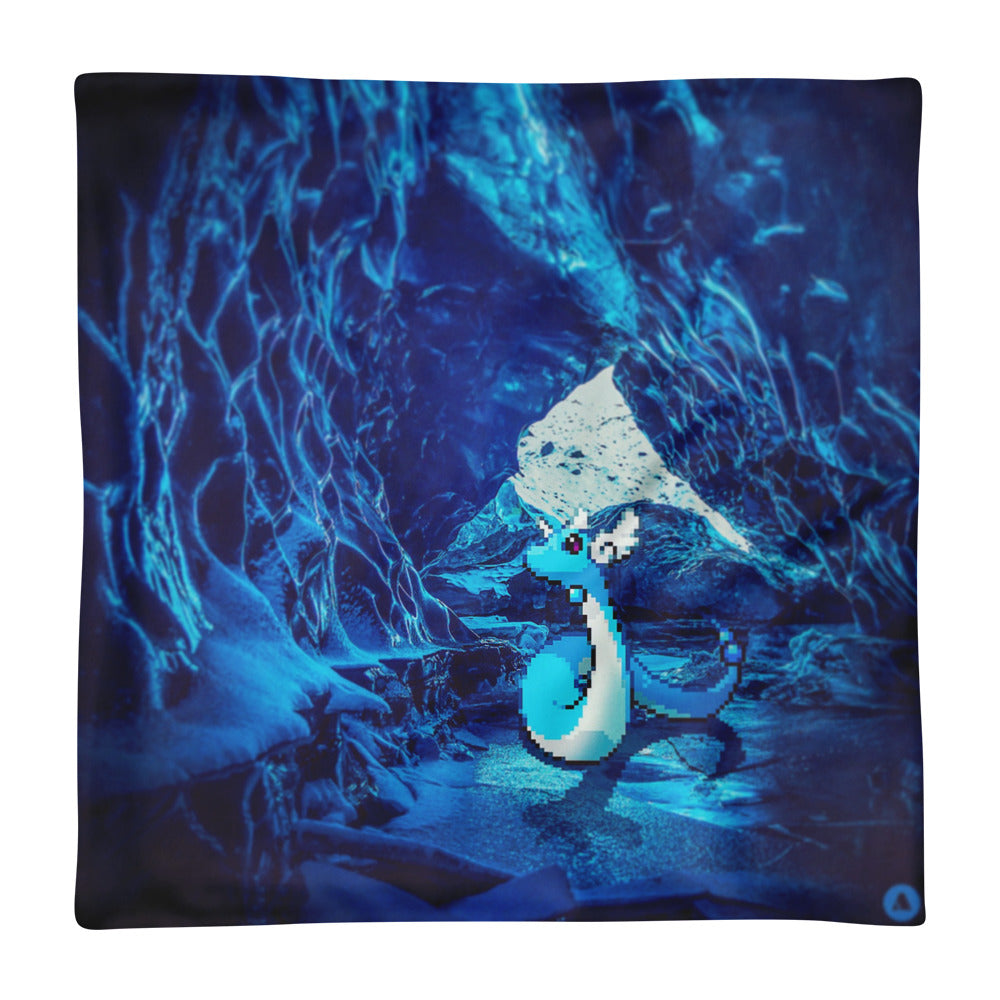 Pixelmon Cushion Cover - Dragonair