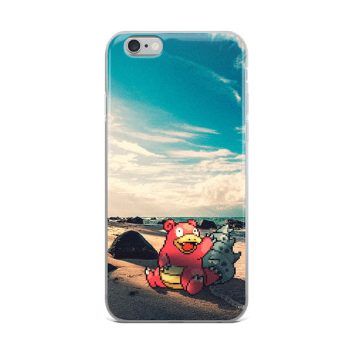 Pixelmon iPhone Case - Slowbro