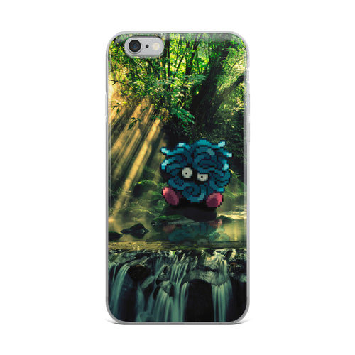 Pixelmon iPhone Case - Tangela