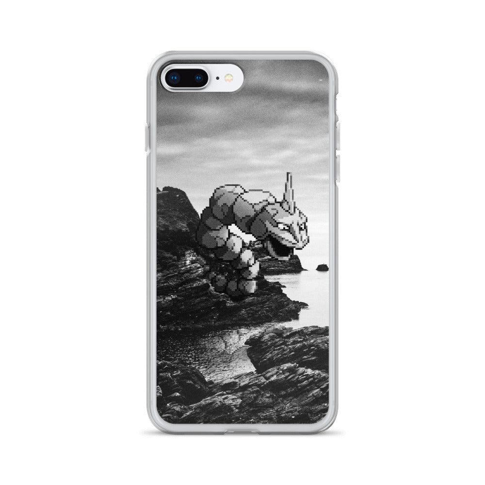 Pixelmon iPhone Case - Onix