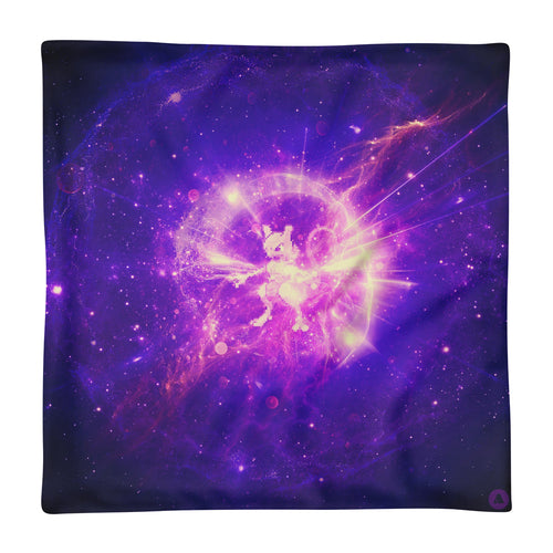 PIxelmon Cushion Cover - Mewtwo