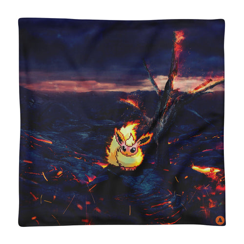 Pixelmon Cushion Cover - Flareon